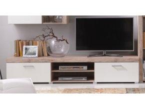 TV stolek Samir R8 san marino/crem