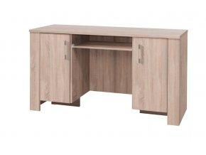 Psací stůl Cezanne R17B sonoma