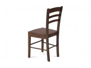 Jídelní židle celodřevěná, ořech AUC-004 WAL