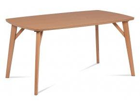 Jídelní stůl 150x90, barva buk, BT-6440 BUK3