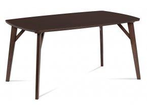 Jídelní stůl 150x90, barva ořech, BT-6440 WAL