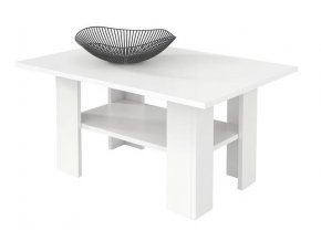 Konferenční stolek AGA H43 bílá