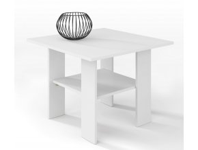 Konferenční stolek AGA H50 bílá