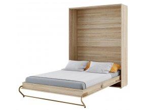 Výklopná postel 140 CONCEPT PRO CP-01 sonoma
