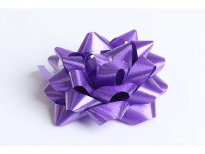 Rosetka samolepící velká, barva fialová