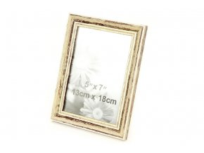Fotorámeček plastový, foto velikost 13x18 cm