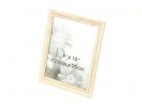 Fotorámeček plastový, foto velikost 20x25 cm