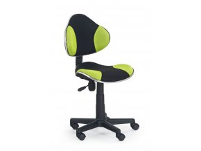 Židle QZY-G2 černo-zelená