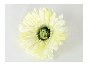 RS-2075 - Květina vazbová, umělá gerbera cena za balení 12 kusů