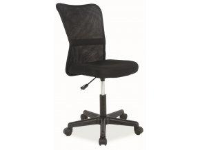 Kancelářská židle Q-121 černá