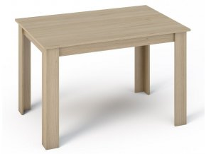 Jídelní stůl MANGA 120x80 sonoma