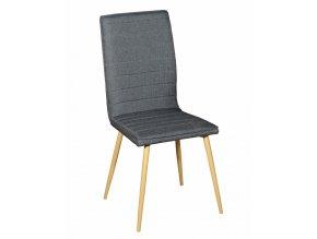 *Jídelní čalouněná židle ORAVA