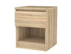 Noční stolek Simplicity 082 oak