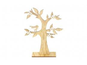 Stromeček, dřevěná dekorace