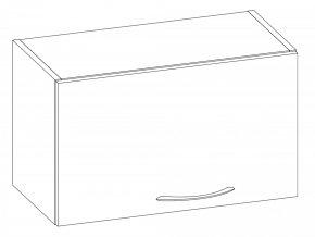 Kuchyňská skříňka Largo 02/G60 OK sonoma světlá