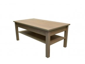 Konferenční stolek Samir R9 dub sonoma
