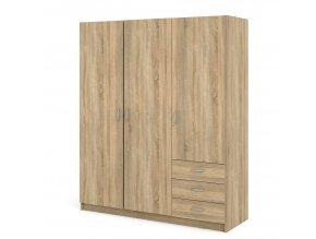 Skříň Pegi 061 oak