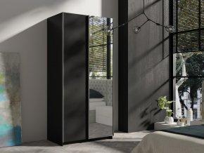 Skříň Ridley 100 černá