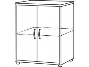 Prádelník 1501 buk