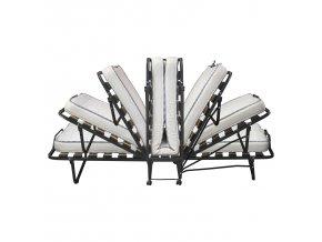 Skládací postel AMERIKA 90x200