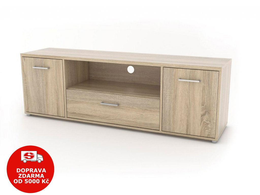 TV stolek Mateo 041 oak