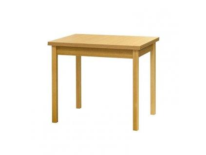 Stůl BINGO - ořech, 90x68 cm, rozklad +68cm, deska 2x18mm, hrana ABS