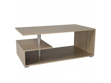 Konferenční stolek, dub sonoma, DORISA