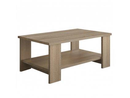 Konferenční stolek, dub sonoma, BERNARDO
