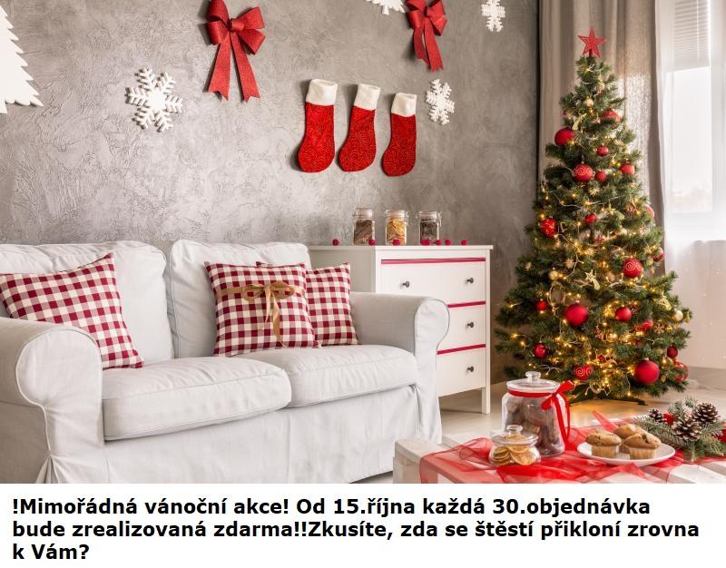 Vánoční akce