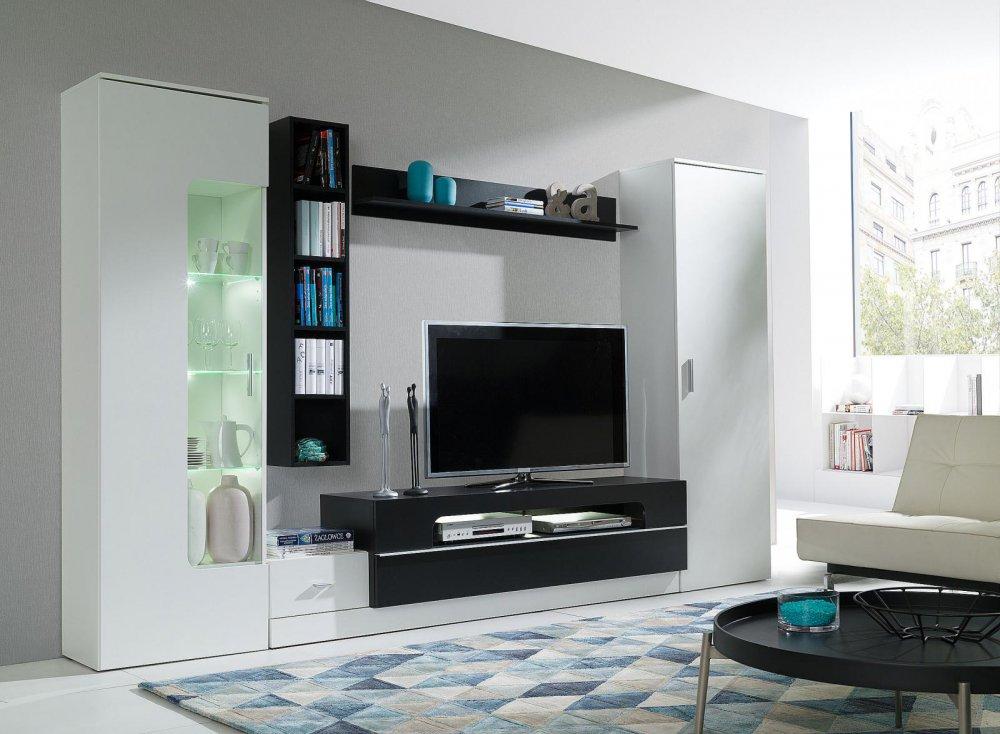 Obývací stěna Grey