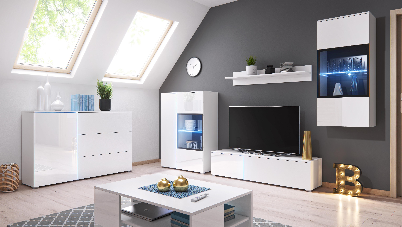 Obývací stěna Simple