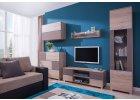Elementy pro obývací stěny
