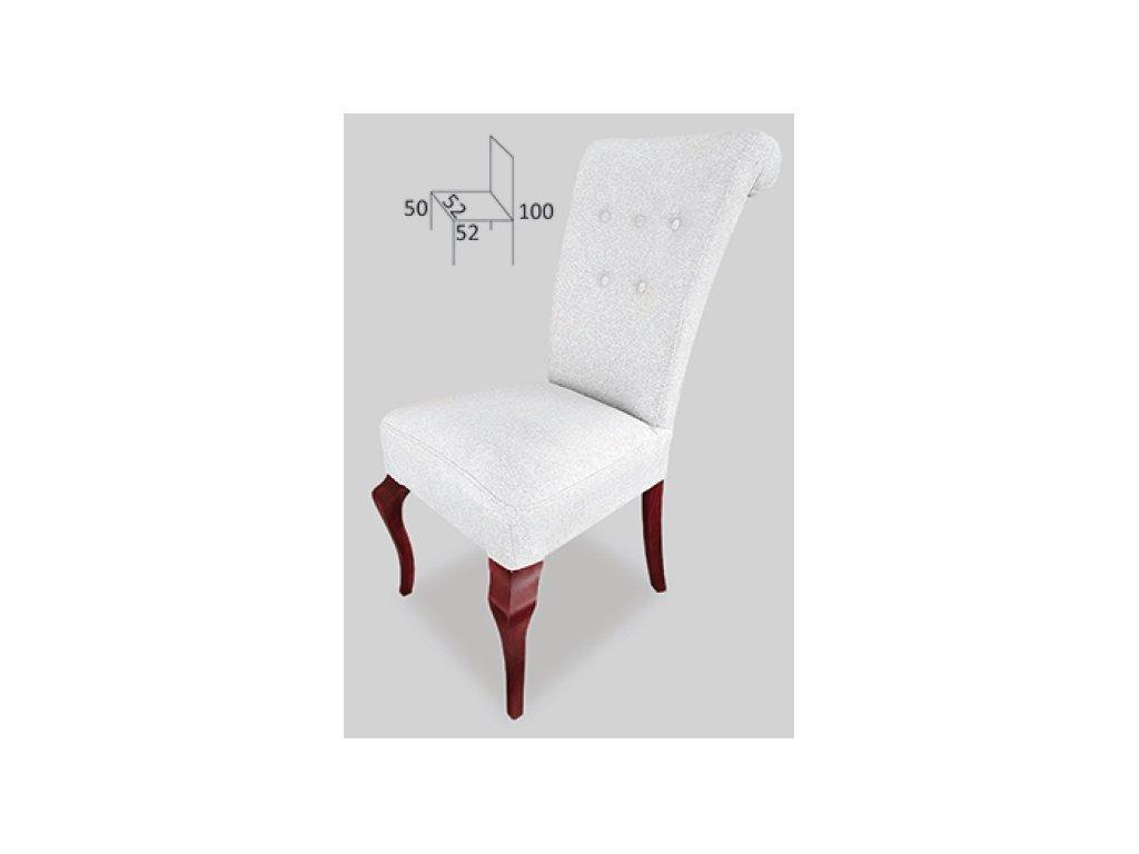 Jídelní židle Bendy B63