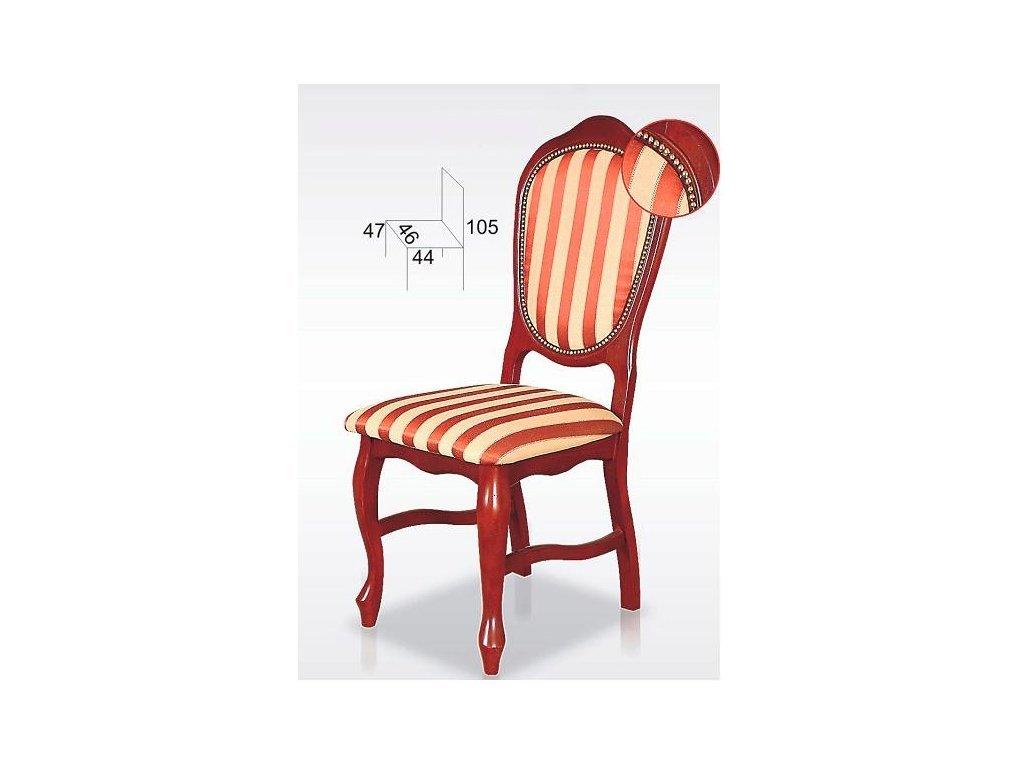 Jídelní židle Lola 2 B14/N