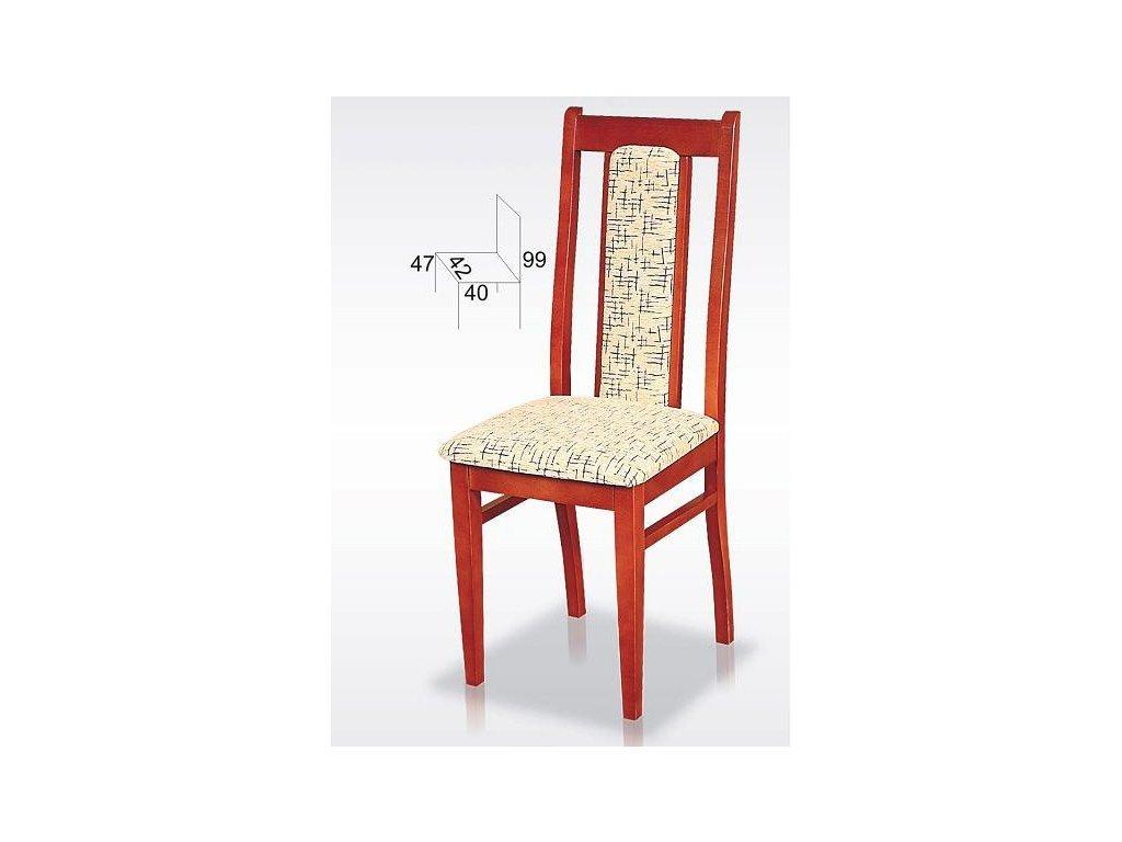 Jídelní židle Marco B25/N