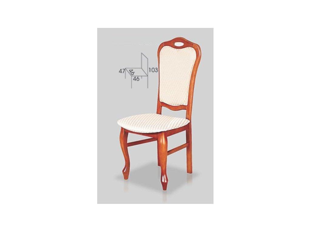 Jídelní židle Prinses B23/N