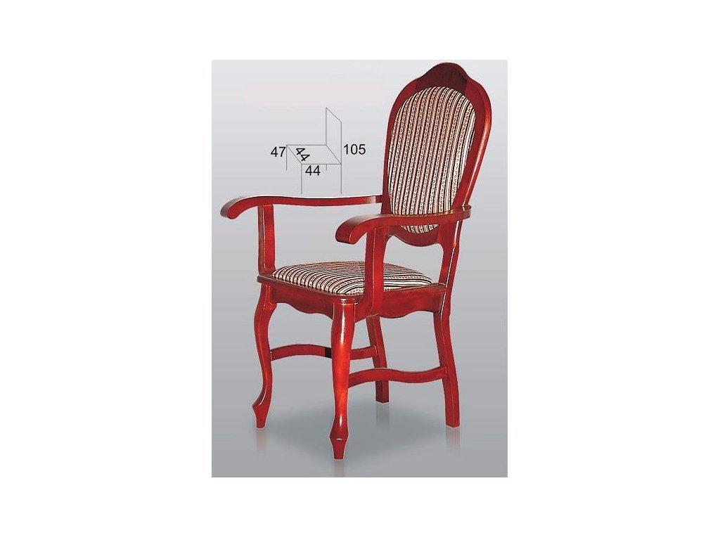 Jídelní židle Virgin B15