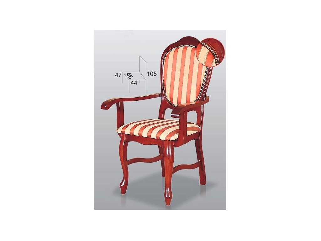 Jídelní židle Virgin 2 B15/N