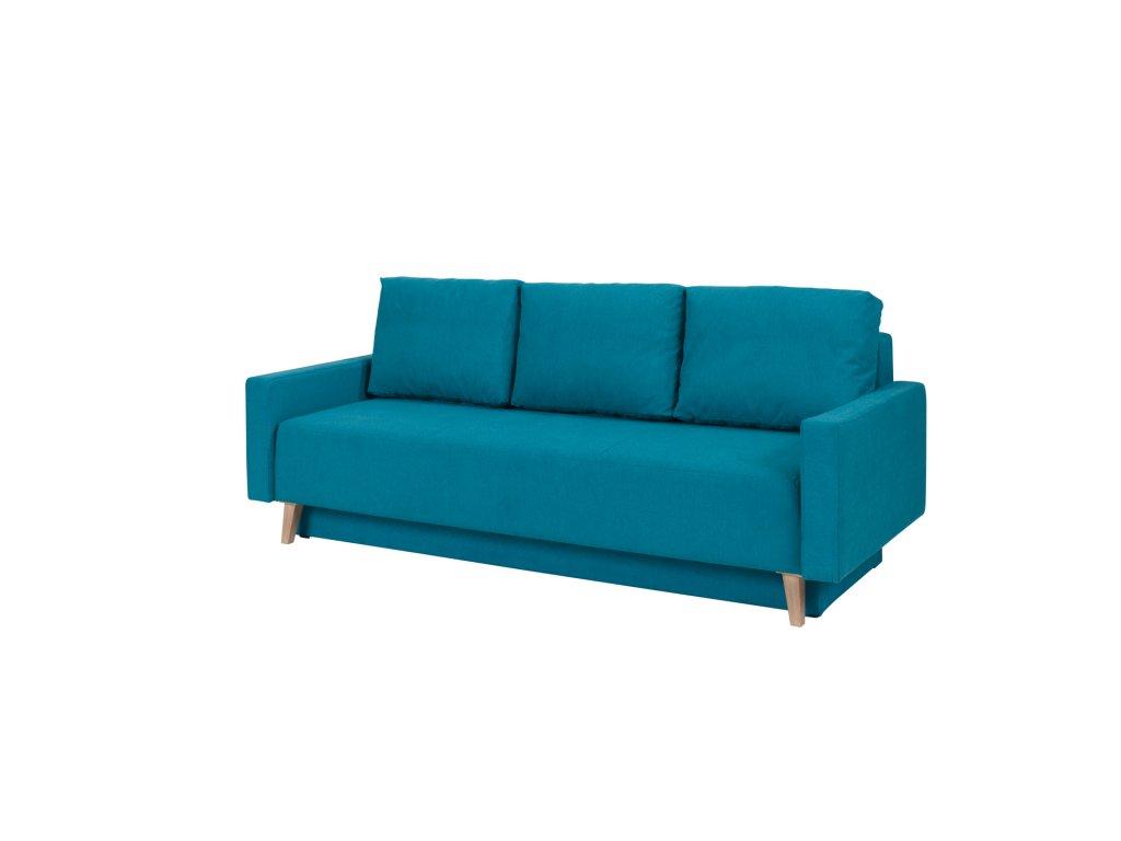sofa oviedo turkusowa