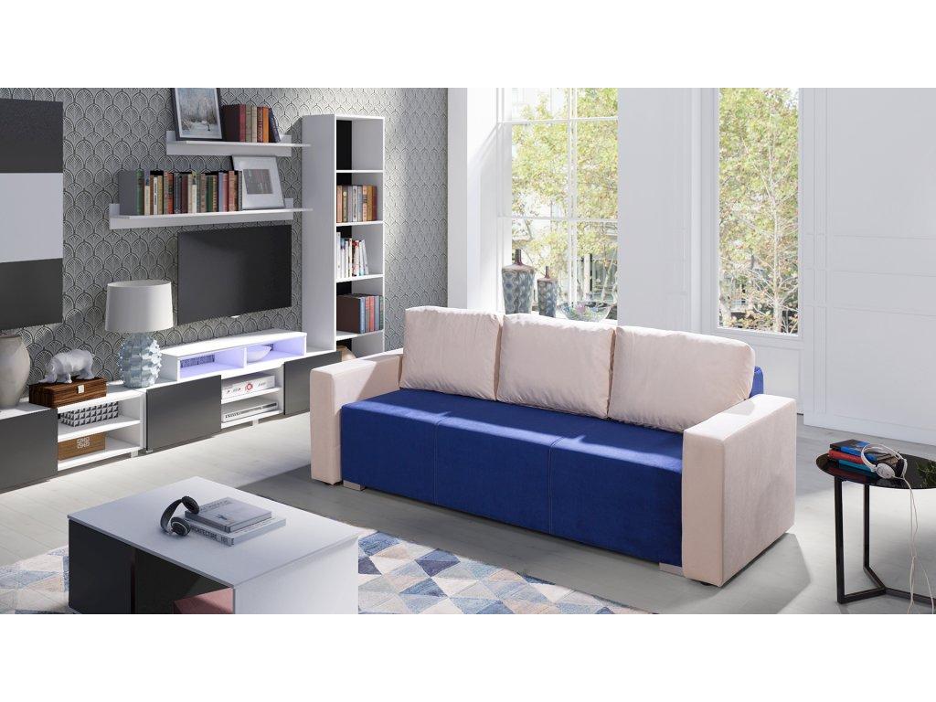 Sofa SPRINT NIEBIESKA