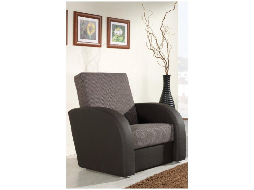 fotel kwadrat II kreta
