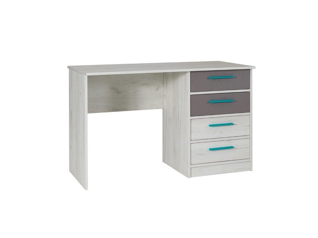 R06 biurko z szufladami