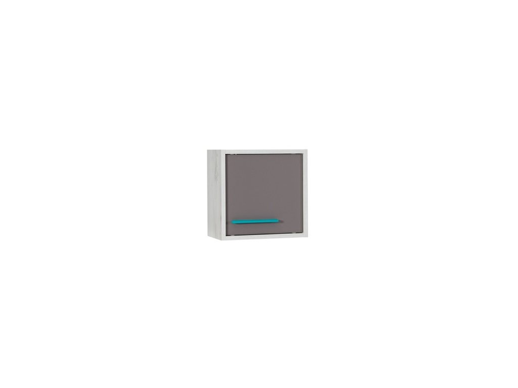 R10 szafka wiszaca z drzwiami