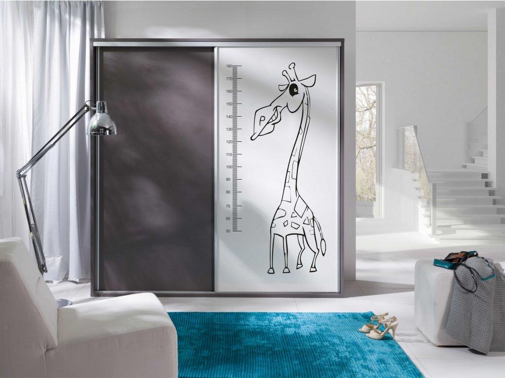 z20 SZAFA Zonda grafika Żyrafa