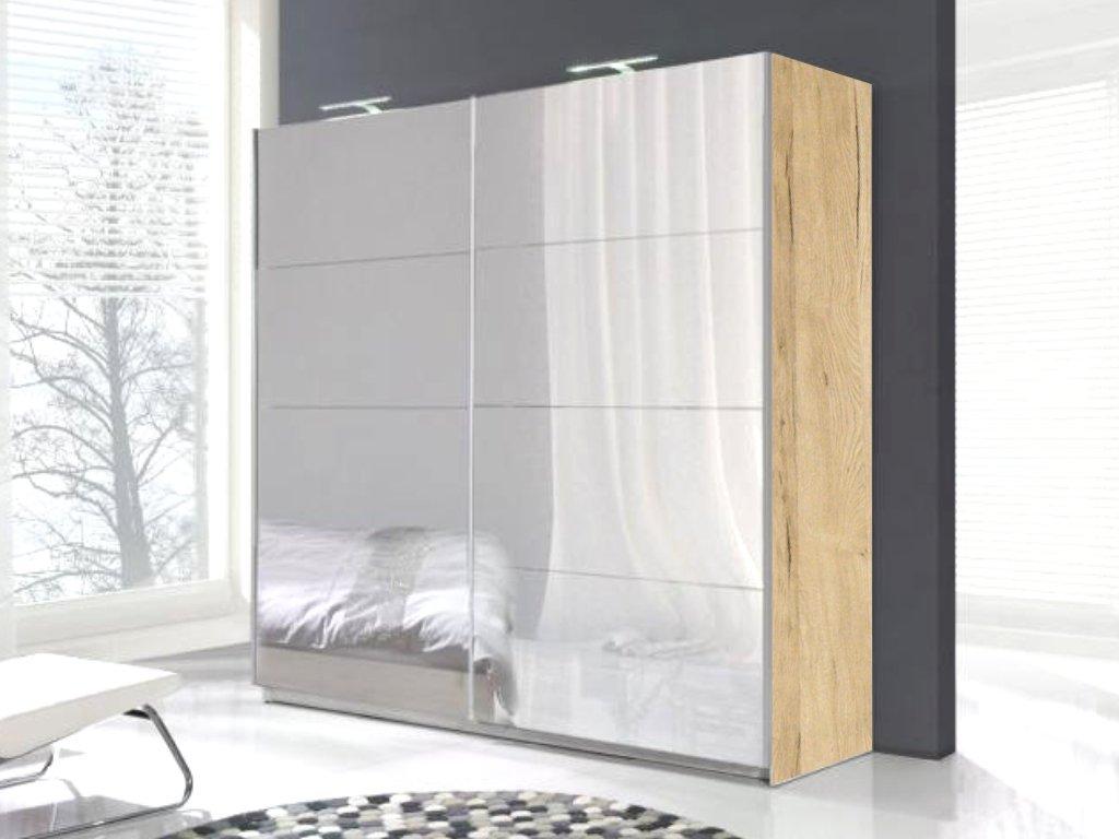 dione 8 paneli z lustrem san remo