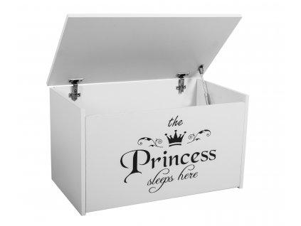 DARIA Princess Czarny 3