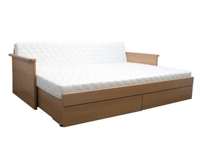 rozkladaci postel BMB tandem jora