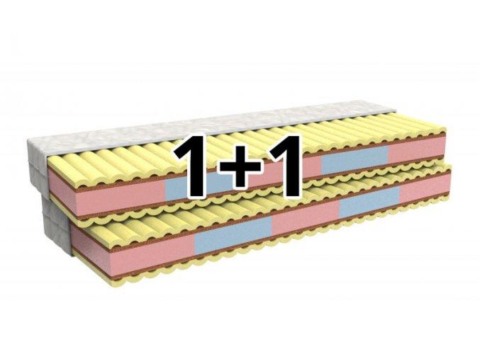 Matrace 1+1 METEORA