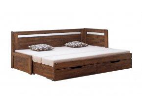 rozkladaci postel BMB tandem klasik