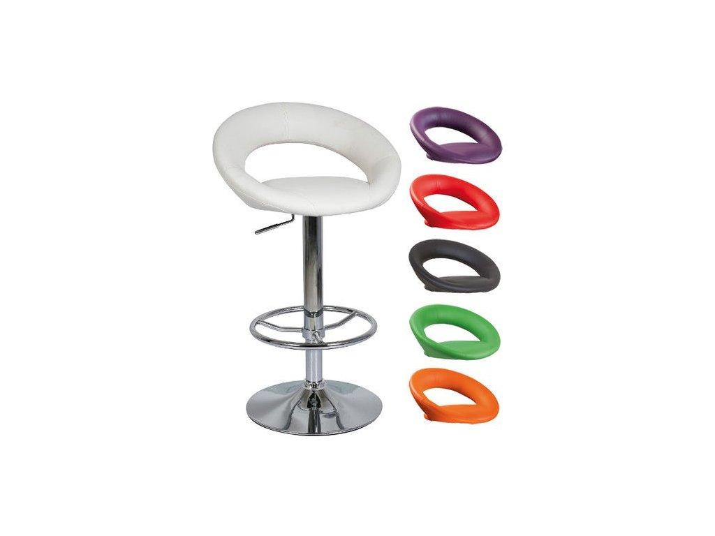 Barová stolička C300 (7 farieb)